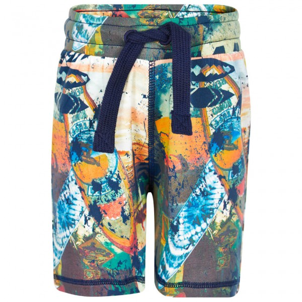 Minymo - Kid's Kirk 89 -Shorts w. photoprint - Pantalones cortos