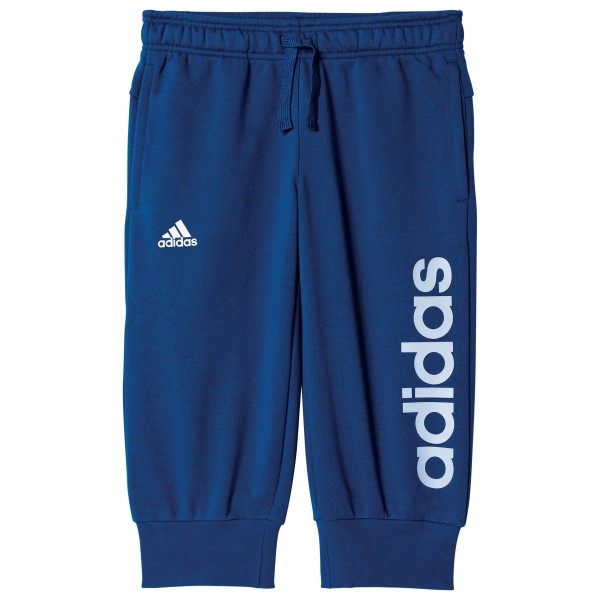 adidas - Kid's Essentials Linear 3/4 Pant