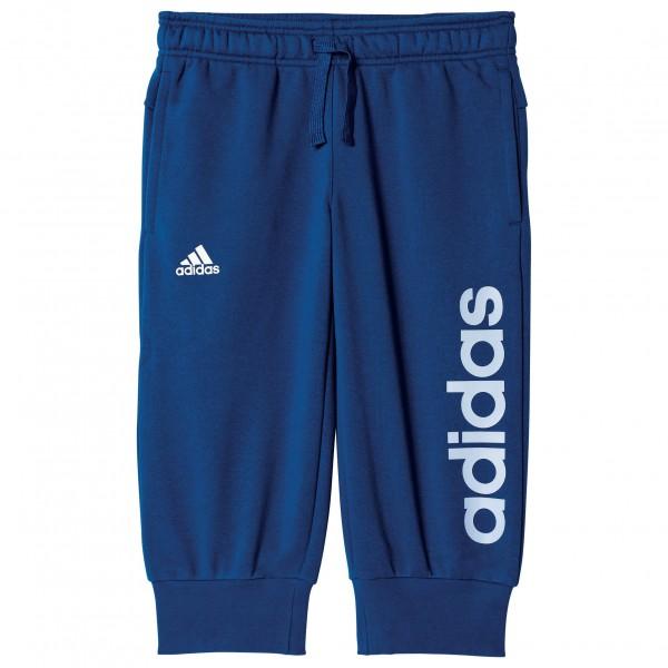 adidas - Kid's Essentials Linear 3/4 Pant