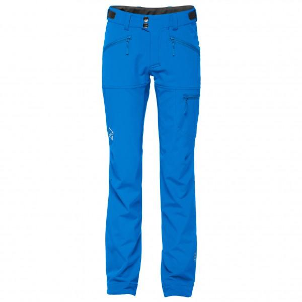 Norrøna - Kid's Falketind Flex1 Pants - Softshellbukser