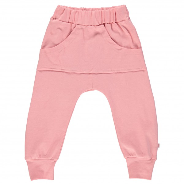 Smafolk - Kid's Pants Solid Color - Freizeithose