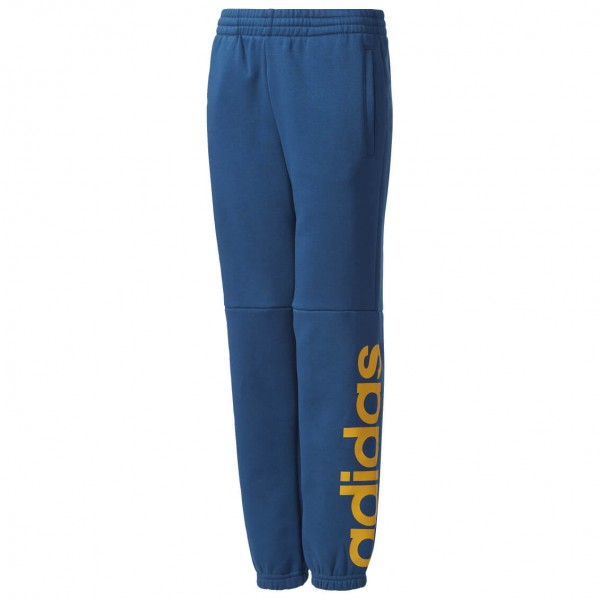 adidas - Boy's Linear Pant - Tracksuit trousers