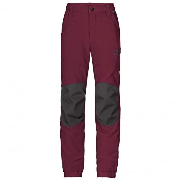 Jack Wolfskin - Rascal Winter Pants Kids - Softshell trousers