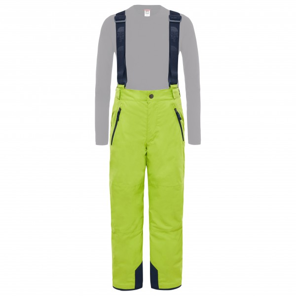 The North Face - Kid's Snowquest Suspender Plus Pant