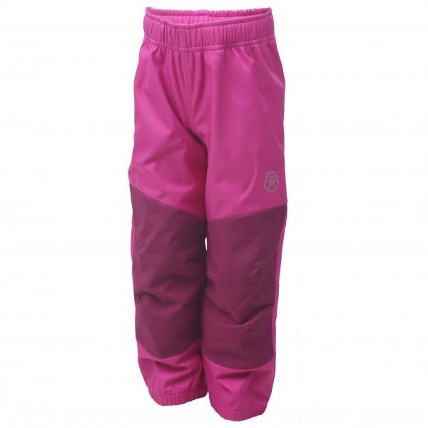 Color Kids - Kid's Vonga Softshell Pants - Softshellbyxa
