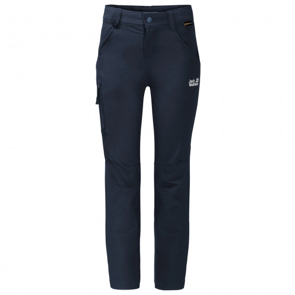 Jack Wolfskin - Activate Pants Kids - Pantalon softshell