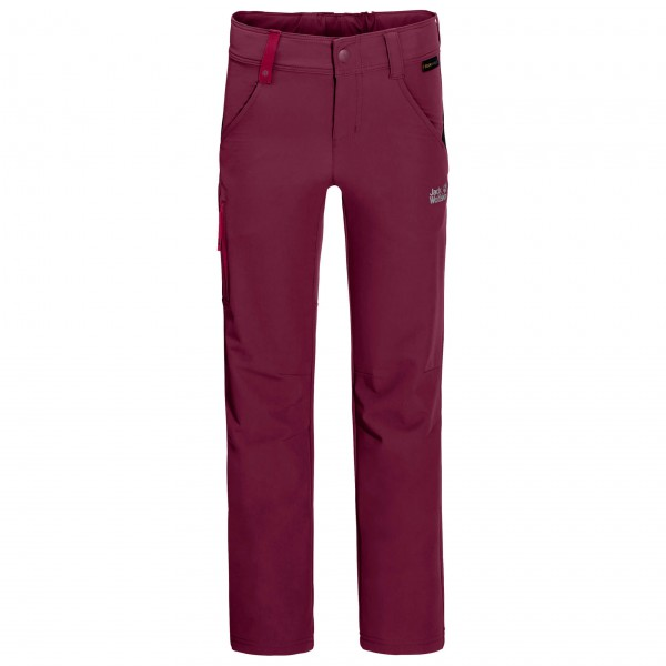 Jack Wolfskin - Activate Pants Kids - Pantalones softshell