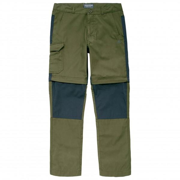 Craghoppers - Kid's Kiwi Convertible Trouser - Fjellbukse