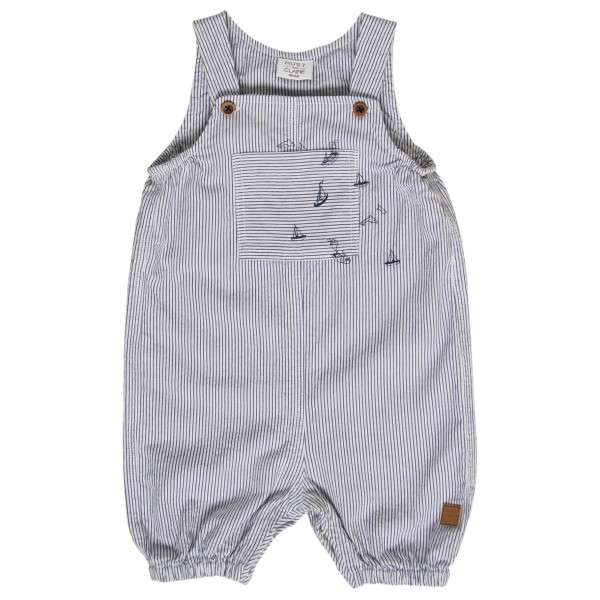 Hust&Claire - Kid's Overall Ships - Farkut