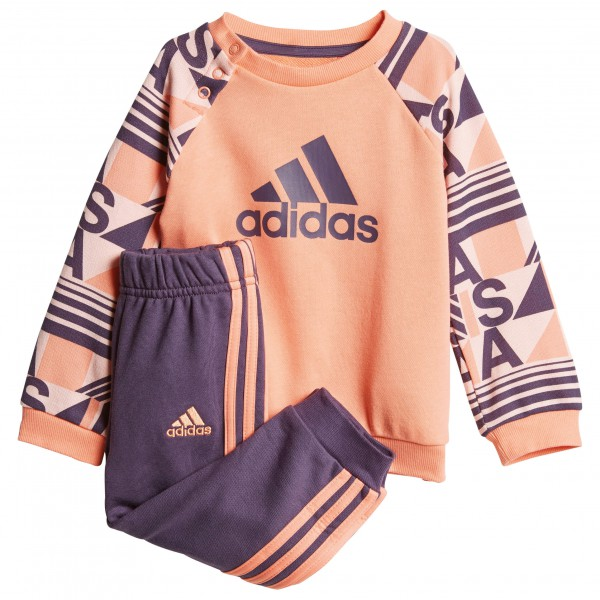 adidas - Kid's Printed Terry Jogger - Trainingsanzug