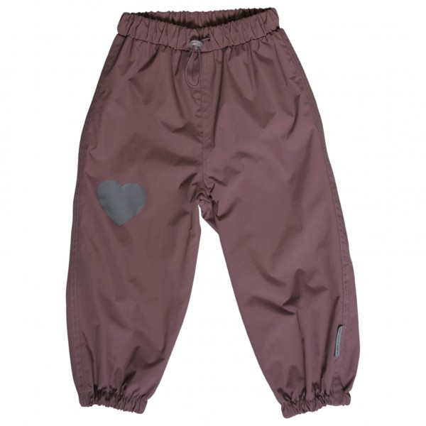 Hust&Claire - Kid's Trousers Heart - Waterproof trousers