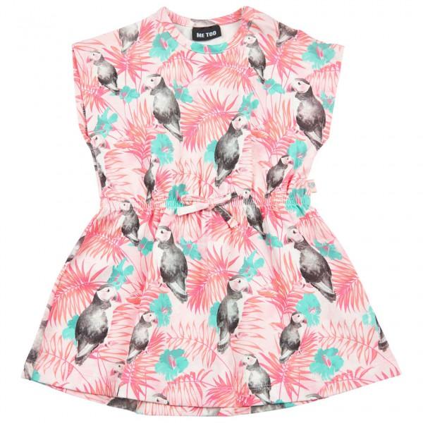 ME TOO - Kid's Dress S/S All Over Print - Kjole