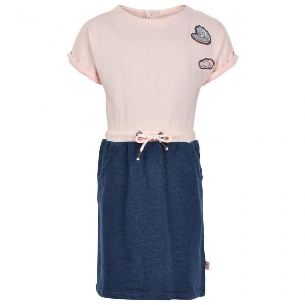 ME TOO - Kid's Dress S/S Indigo Sweat - Mekko
