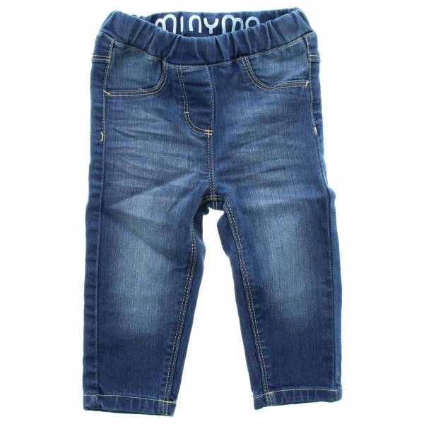 Minymo - Kid's Basic 36 Malou Jeans - Tejanos