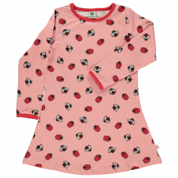 Smafolk - Kid's Dress With Ladybird - Mekko