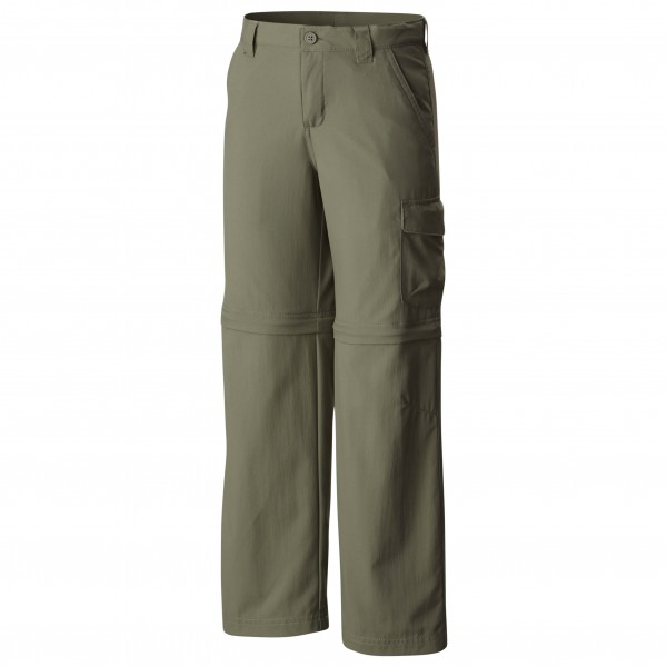 Columbia - Boy's Silver Ridge III Convertible Pant Short - Walking trousers