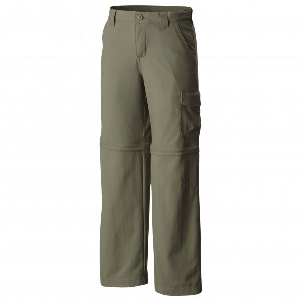 Columbia - Boy's Silver Ridge III Convertible Pant Short - Trekking bukser