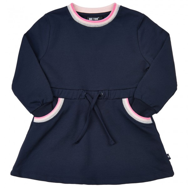 ME TOO - Kid's Dress L/S Sweat - Kleid