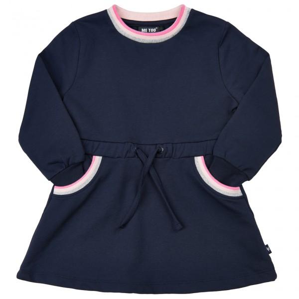 ME TOO - Kid's Dress L/S Sweat - Jurk
