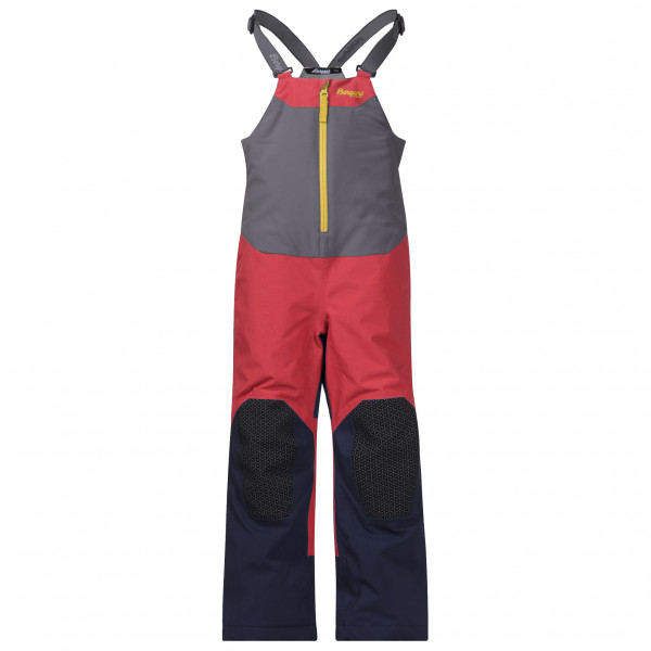 Bergans - Kid's Ruffen Insulated Salopette - Skidbyxa