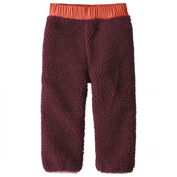 Patagonia - Kid's Reversible Tribbles Pants - Fleecehose