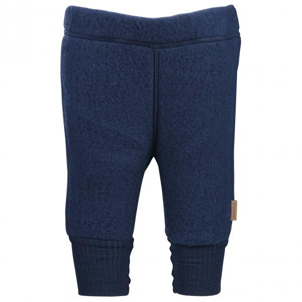 Mikk-Line - Kid's Wool Pants - Fleecebukser