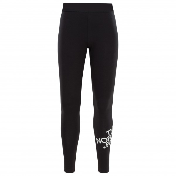 The North Face - Girl's Cotton Legging - Pantalón de deporte