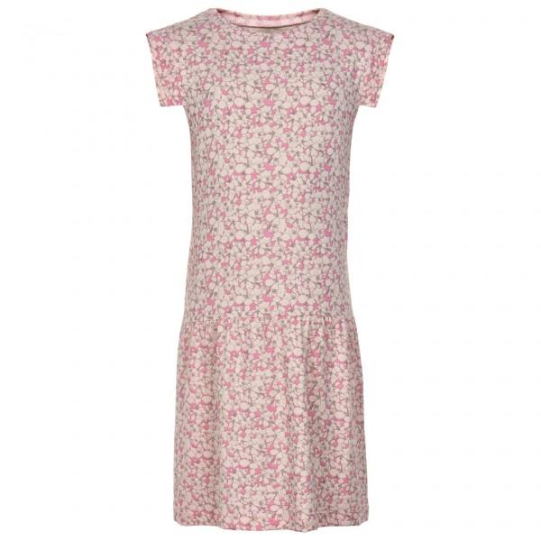 Minymo - Kid's Dress N/S With AOP - Jurk