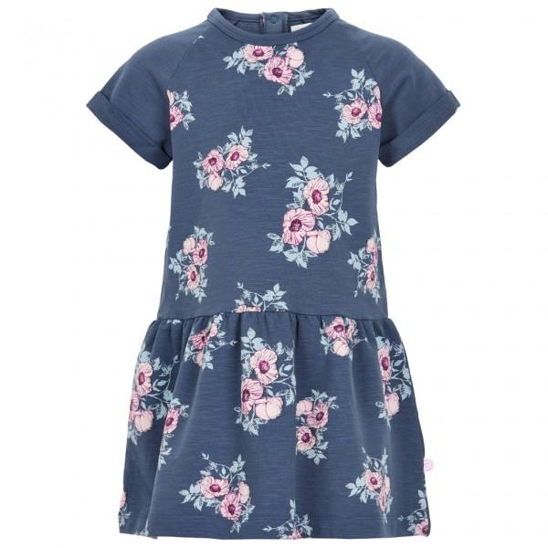 Minymo - Kid's Sweat Dress S/S With Print - Kjole