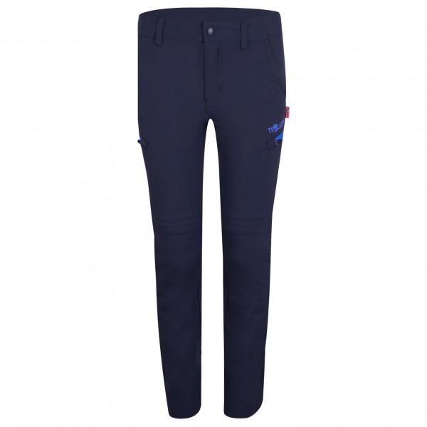Trollkids - Kid's Kjerag Zip Off Pants - Walking trousers