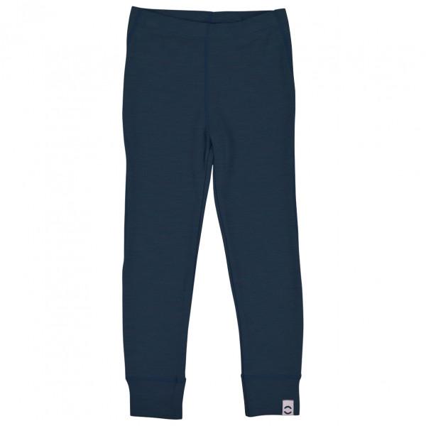 Mikk-Line - Kid's 100% Wool Pants - Fleecebukser