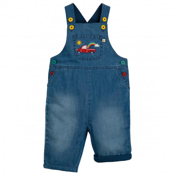 Frugi - Kid's Hopscotch Dungaree - Jeans