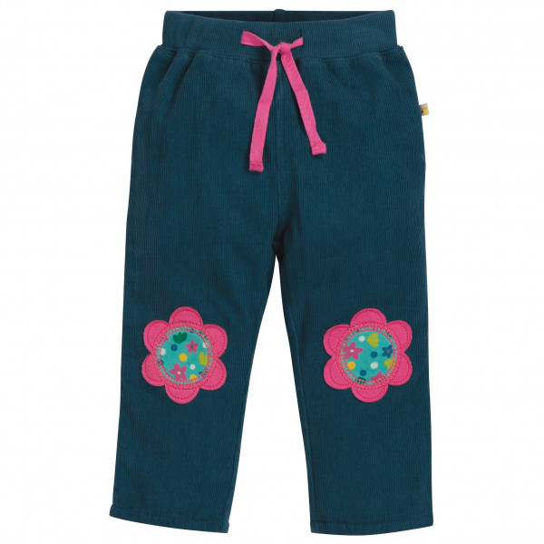 Frugi - Kid's Little Cord Patch Trousers - Fritidsbukse