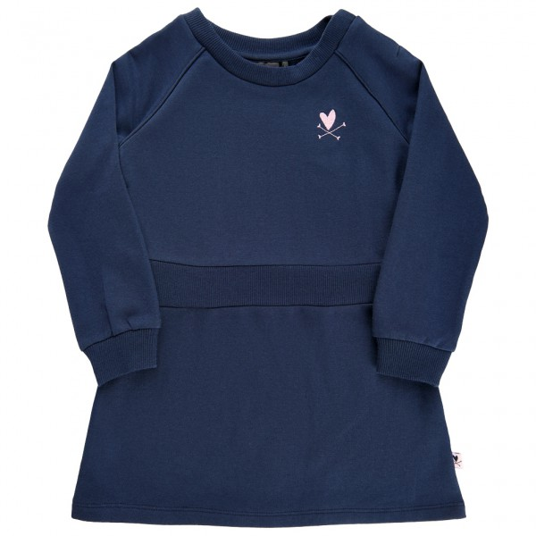 ME TOO - Kid's Dress L/S Sweat Cotton - Jurk