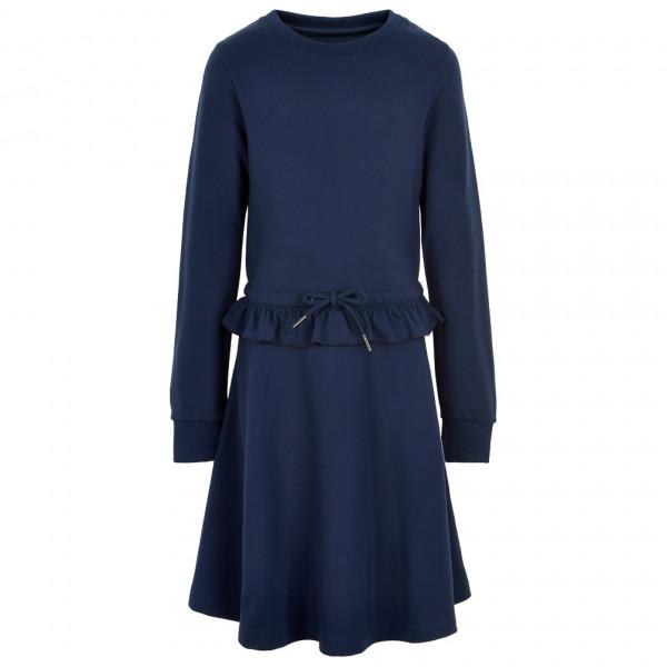 ME TOO - Kid's Dress L/S Sweat Stripe - Mekko