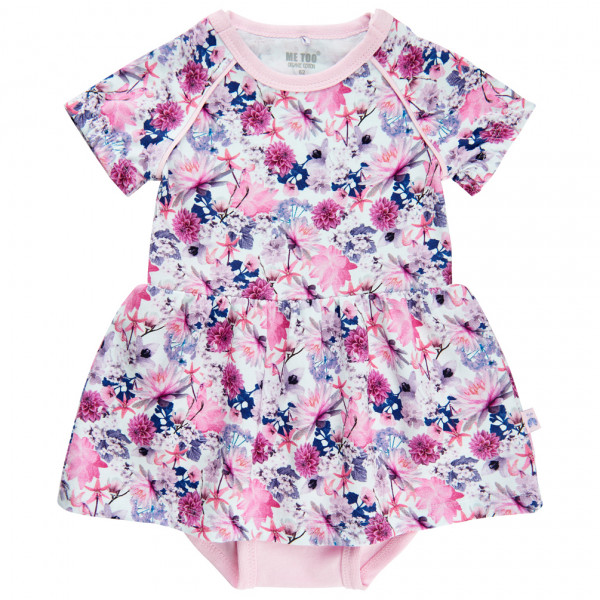 ME TOO - Kid's Dress S/S AOP - Mekko