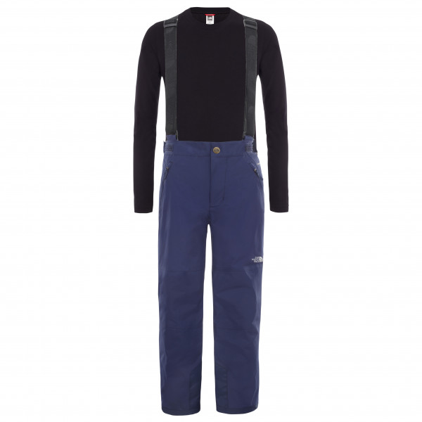 The North Face - Kid's Snowquest Suspender Plus Pant Nylon - Ski trousers