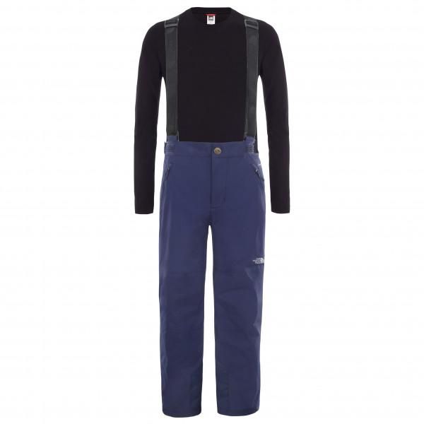 The North Face - Kid's Snowquest Suspender Plus Pant Nylon - Hiihto- ja lasketteluhousut