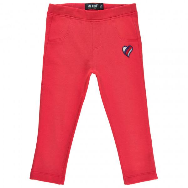 ME TOO - Kid's Pants Sweat Heart - Vapaa-ajan housut