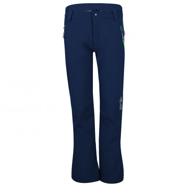Trollkids - Kid's Hemsedal Softshell Pant - Softshell trousers