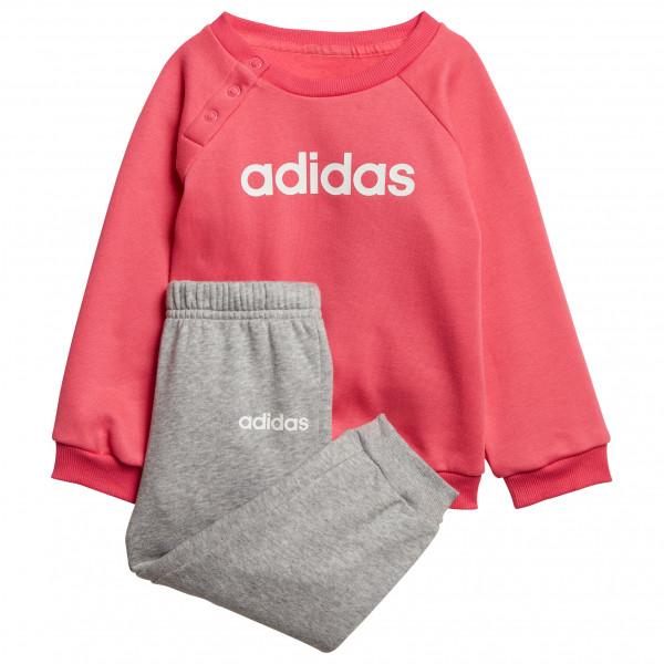 adidas - Kid's I Linear Jogginganzug Fleece