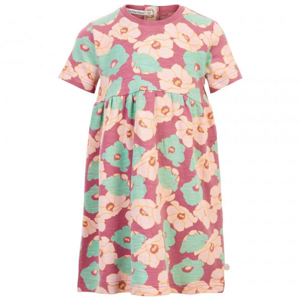 Minymo - Kid's Dress S/S Sweat - Jurk