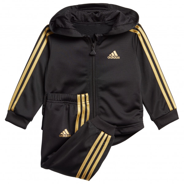 adidas - Kid's I Shiny FullZip HD - Tracksuit trousers