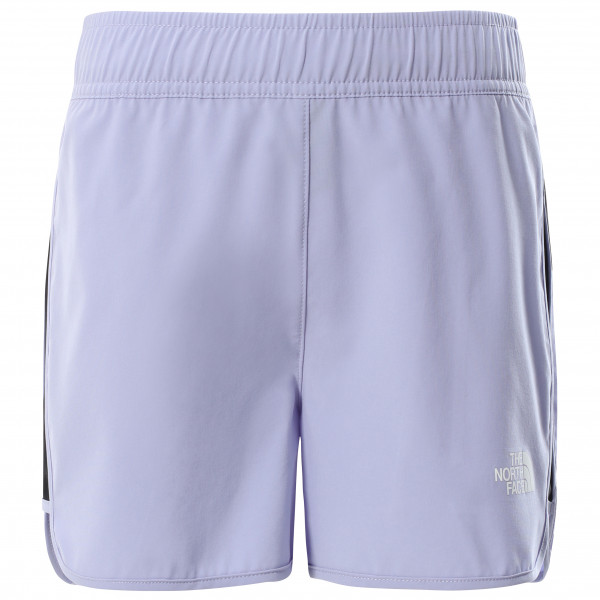 The North Face - Girl's Running Tech Shorts - Laufshorts