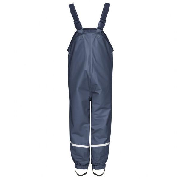 Playshoes - Kid's Fleece-Trägerhose - Regenhose