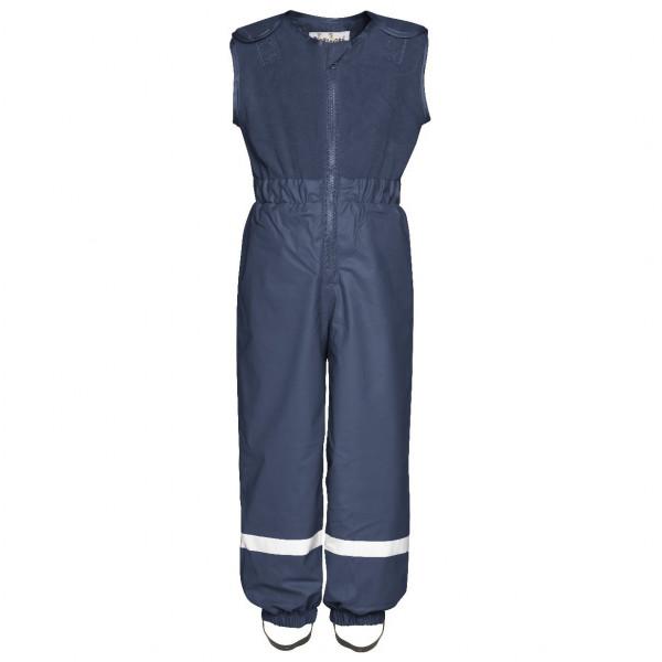 Playshoes - Kid's Regenhose mit Fleece-Latz - Pantalones impermeables