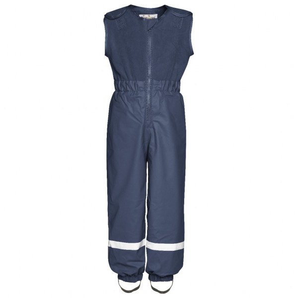 Kid's Regenhose mit Fleece-Latz - Waterproof trousers