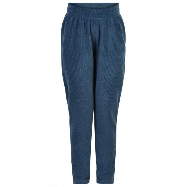 Color Kids - Kid's Fleece Pants Striped - Fleecebukser