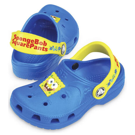 Crocs - Sponge Bob Wave - Kid's License