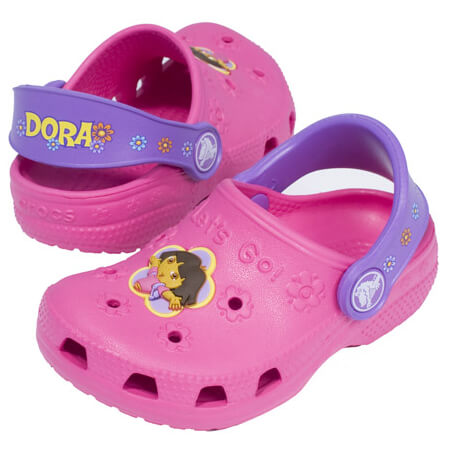 Crocs - Dora Flowers - Kid's License